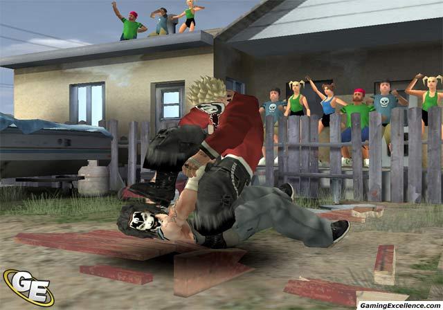 Backyard Wrestling 2: There Goes the Neighborhood ...