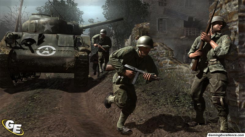 call of duty 3 playstation