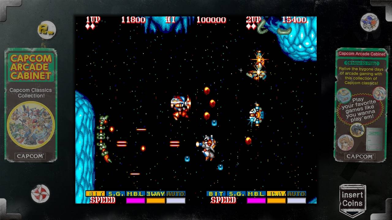 Capcom Arcade Cabinet Screenshots And Images