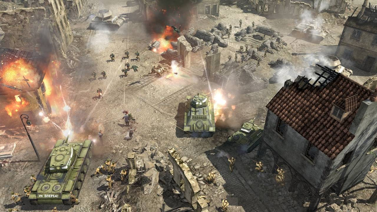 Company Of Heroes 2 Screenshots And Images Gamingexcellence