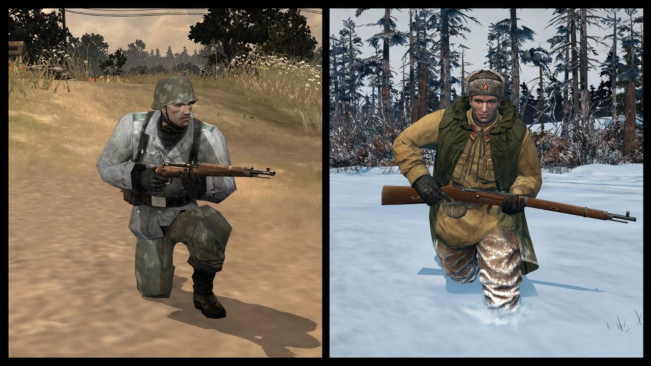 E3 2012 Company Of Heroes 2 Preview Gamingexcellence