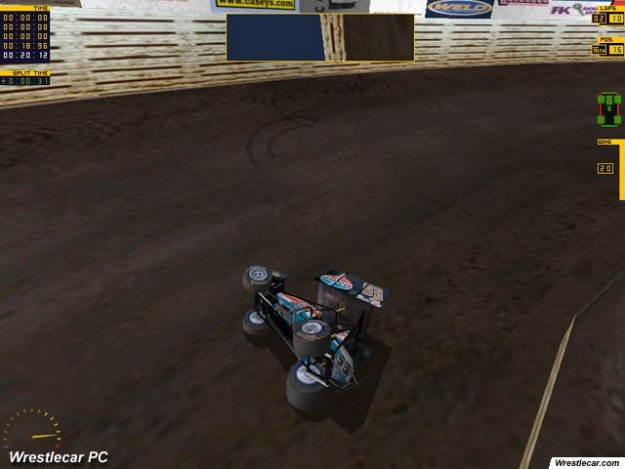 dirt track racing sprint cars review gamingexcellence. Black Bedroom Furniture Sets. Home Design Ideas