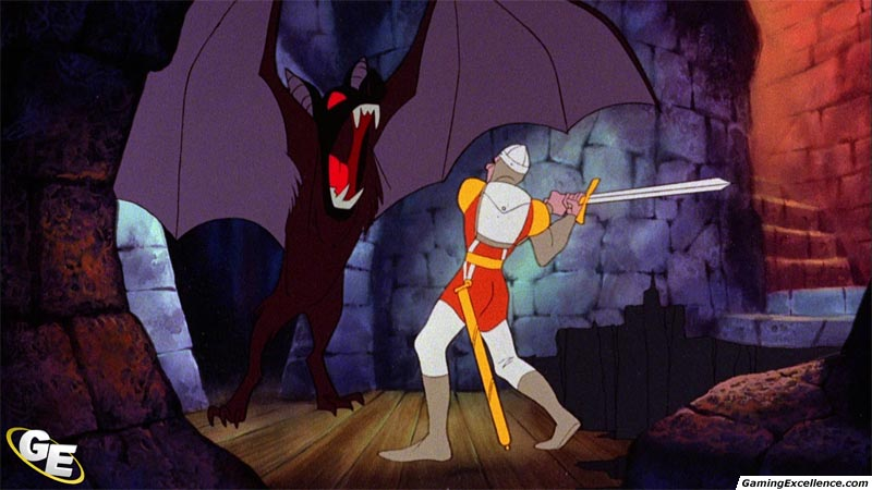 Dragon 39 s lair hd gamingexcellence for Dragon s lair
