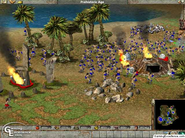 empire earth scenario