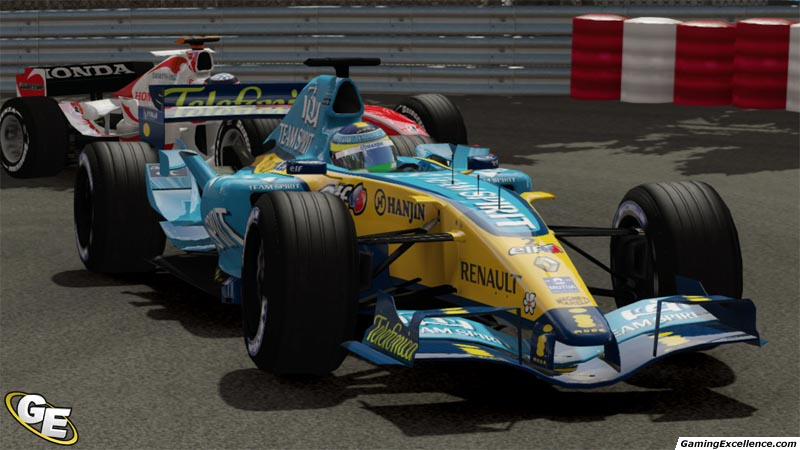 Formula One Championship Edition Review - GamingExcellence