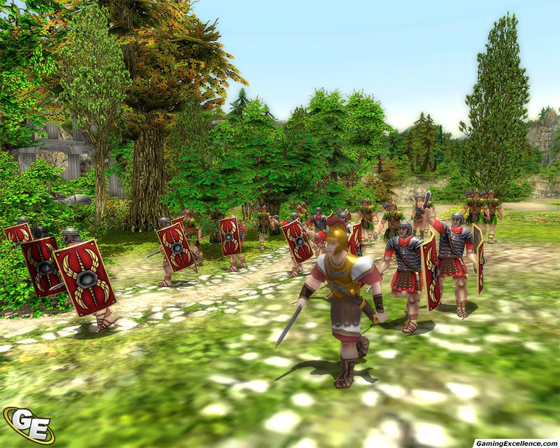 best roman empire games