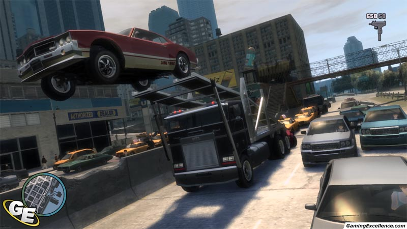 Grand Theft Auto IV Review - GamingExcellence