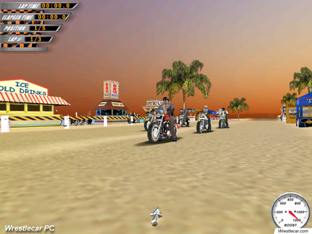 Harley Davidson Wheels Across America Pc Game Review
