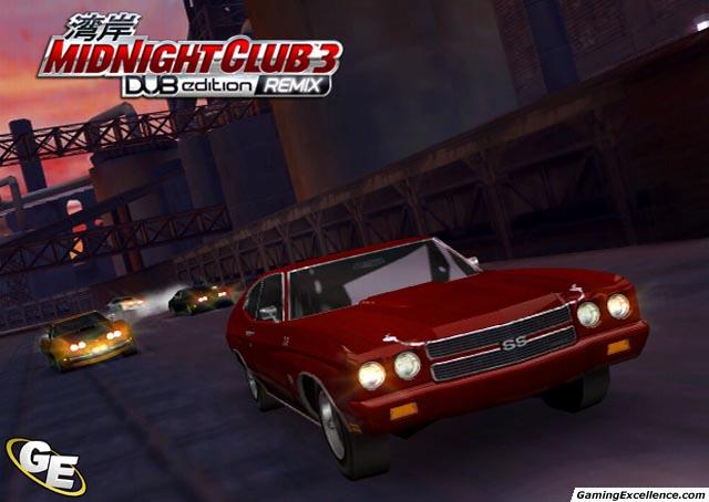 Midnight Club  Dub Edition Remix Best Cars