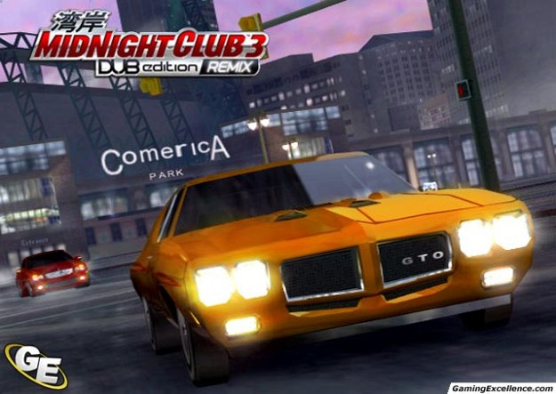 Midnight Club 3 - DUB Edition Remix ROM (ISO) Download for ...