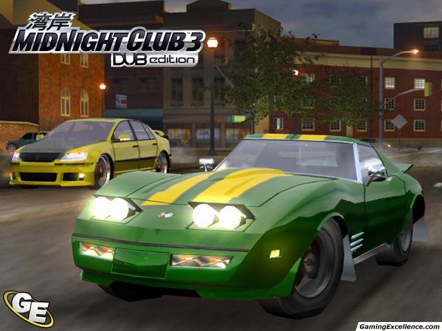 midnight club xbox