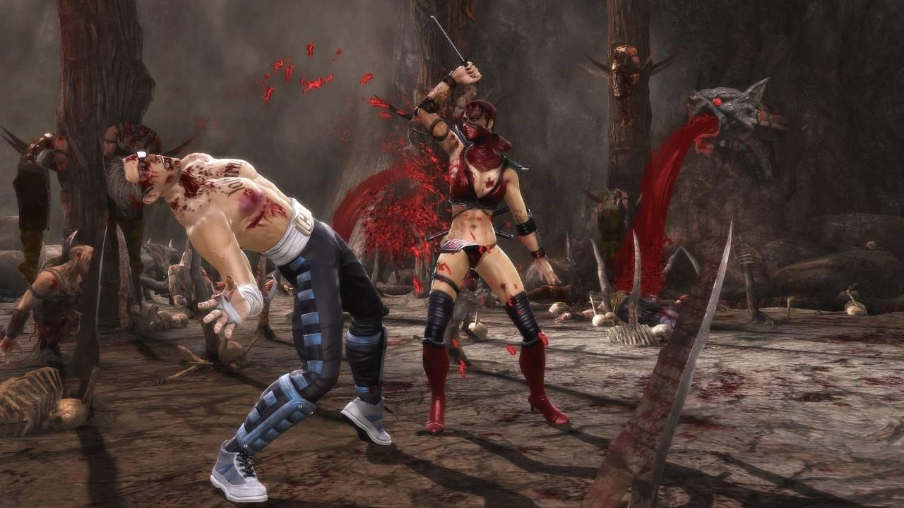 Mortal Kombat 9 Characters Xbox 360 - 0425