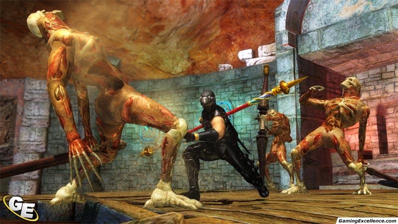 Ninja Gaiden Sigma Review Gamingexcellence