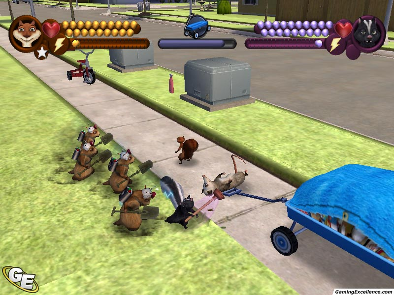 over the hedge review gamingexcellence