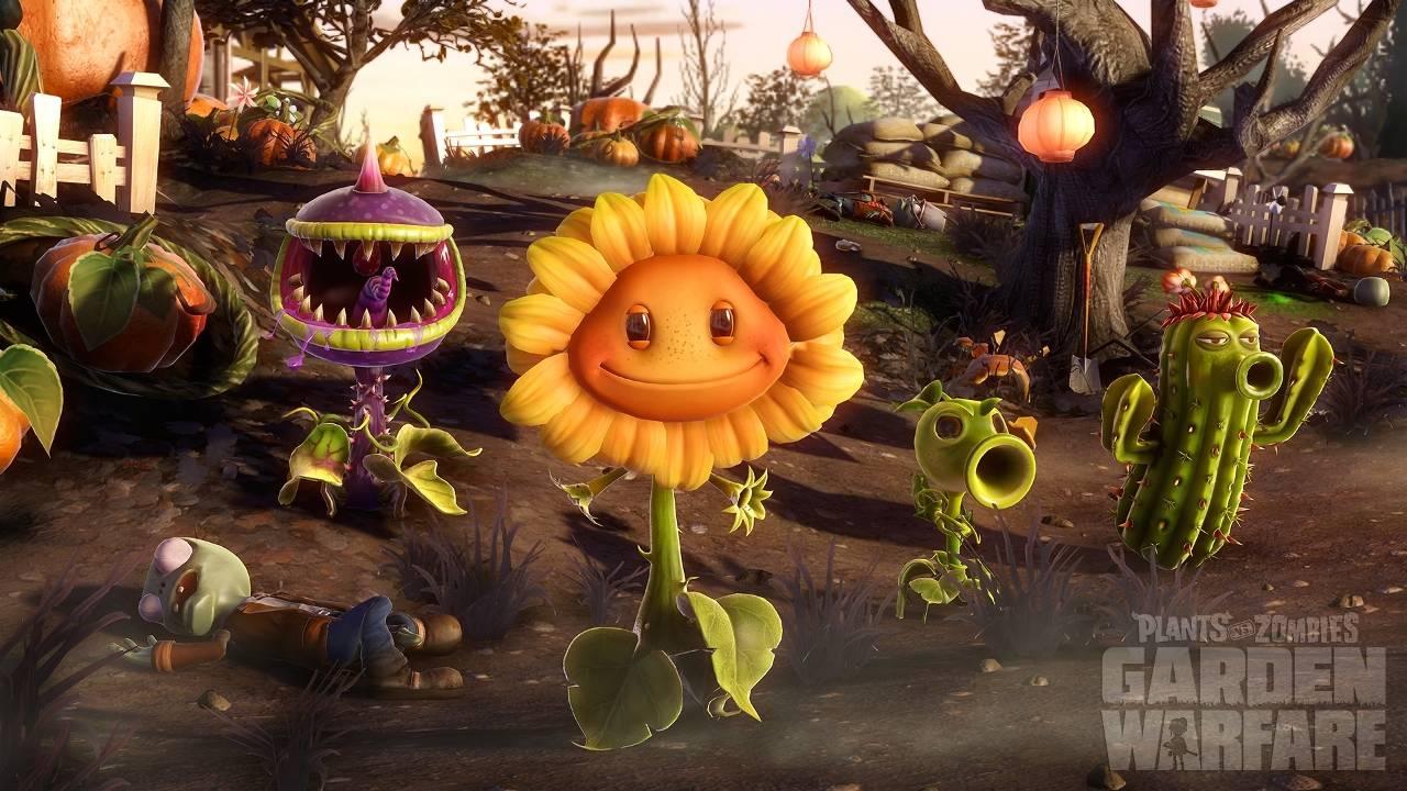 Plants vs zombies garden warfare gamingexcellence for Plants versus zombies garden warfare