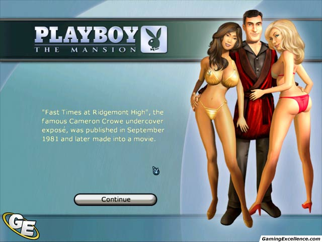 game playboy ps2 for pc
