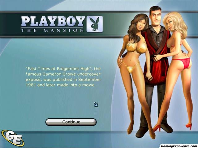playboy games