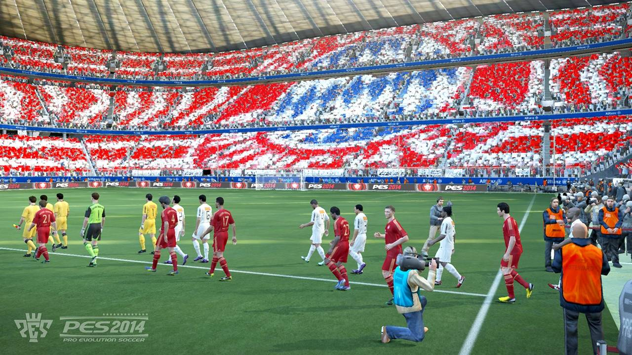 Pro Evolution Soccer 2014 Review - GamingExcellence