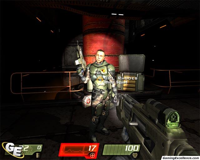 Quake 4 - GamingExcellence