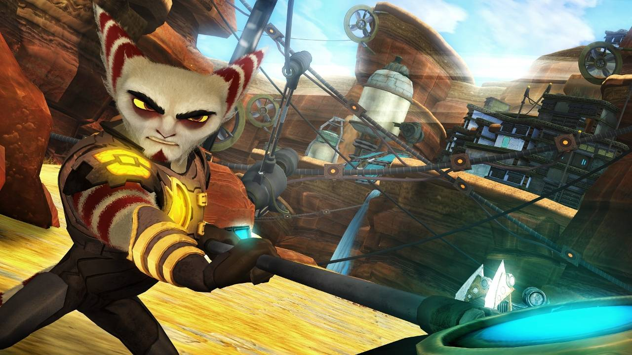 Ratchet And Clank Future A Crack In Time Review Gamingexcellence