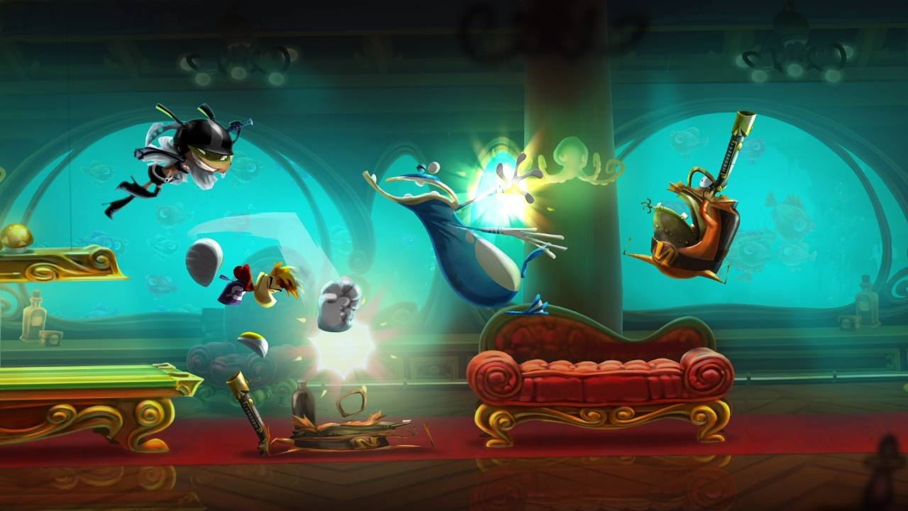 Rayman Legends Screenshots and Images - GamingExcellence