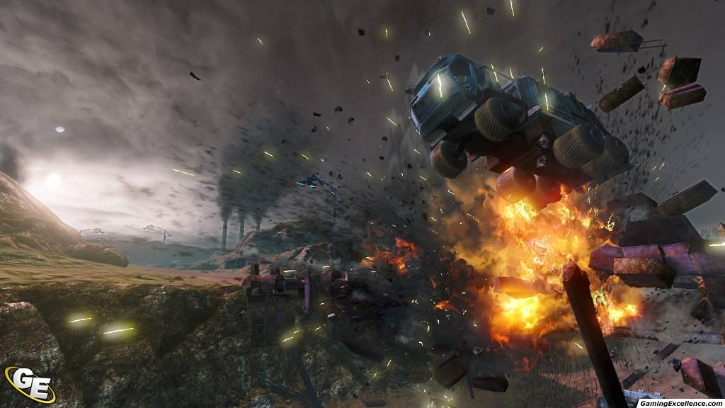 Red Faction: Guerrilla Review - GamingExcellence