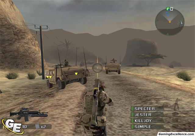 SOCOM lives How a PS2 classic is being remastered by fans