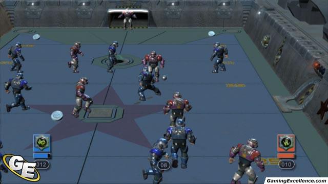 Speedball game