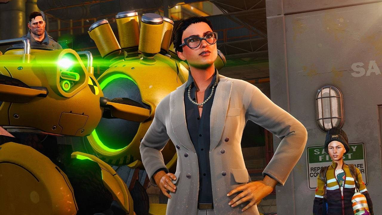 mystery of the mooil rig sunset overdrive mystery of the mooil rig