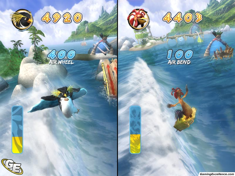 Title: Surf's Up; Publisher: Ubisoft; Developer: Ubisoft Montreal;  Available On: PC, Xbox 360, PlayStation 3, PlayStation 2, PlayStation  Portable, ...