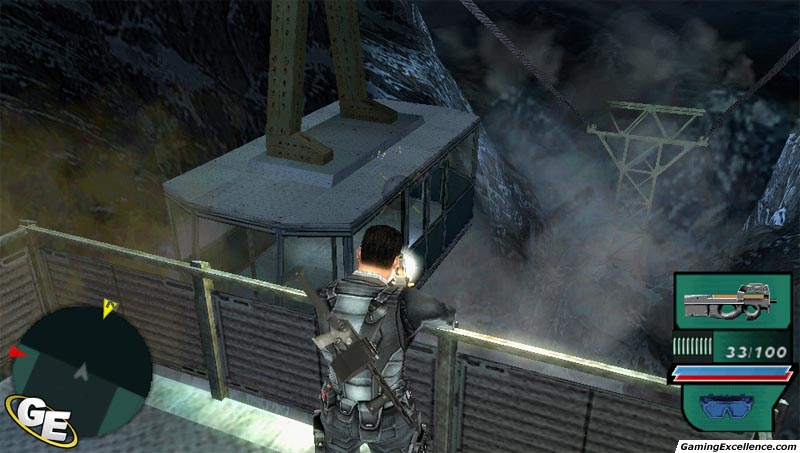 Syphon Filter: Dark Mirror Screenshots and Images