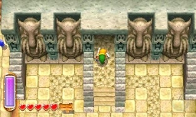 The Legend of Zelda: A Link Between Worlds Review - GamingExcellence