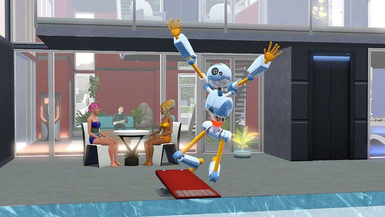 The Sims 3: Into The Future Review - GamingExcellence