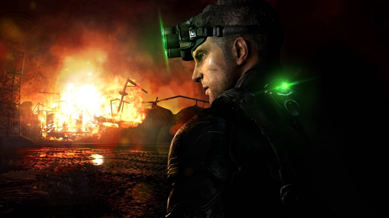 splinter cell chaos theory game guide