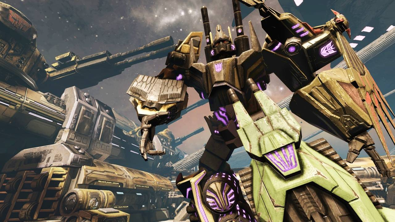 e3 2012 transformers fall of cybertron preview gamingexcellence. Black Bedroom Furniture Sets. Home Design Ideas