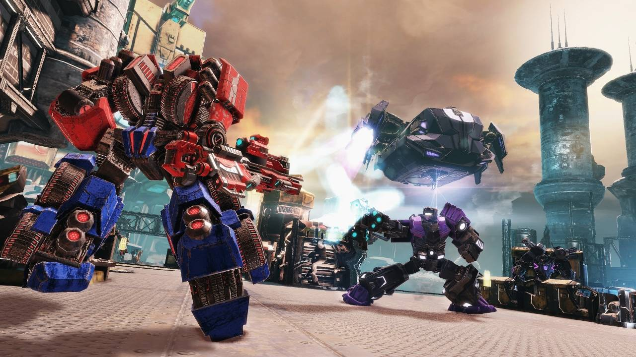 download game transformers fall - photo #31