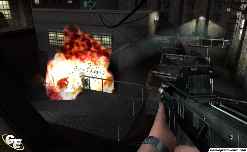 Urban Chaos: Riot Response - GamingExcellence