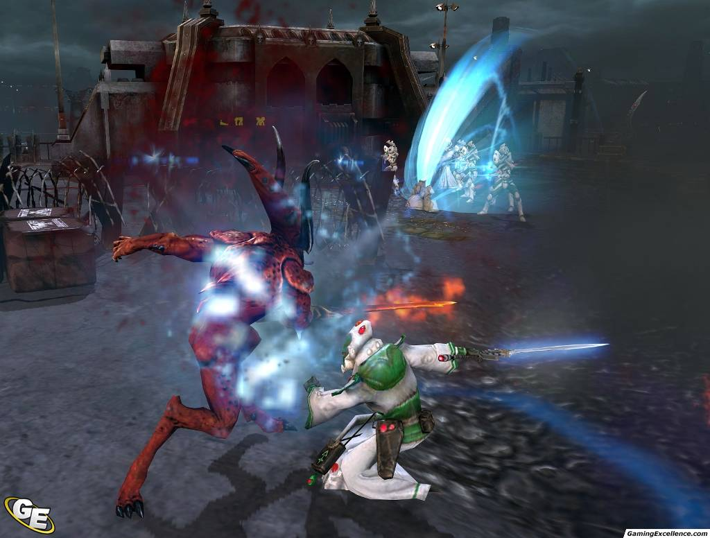 Warhammer 40000: Dawn of War II -