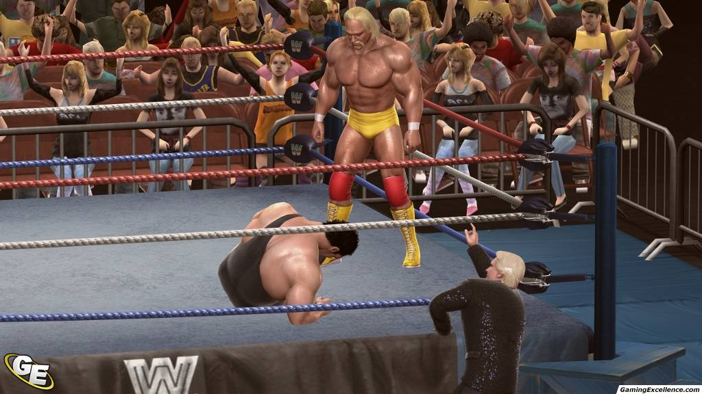 Wwe Legends Of Wrestlemania Gamingexcellence