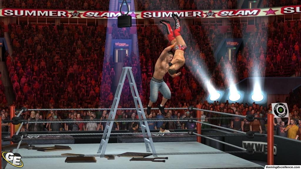 wwe raw vs smackdown 2011 pc game free