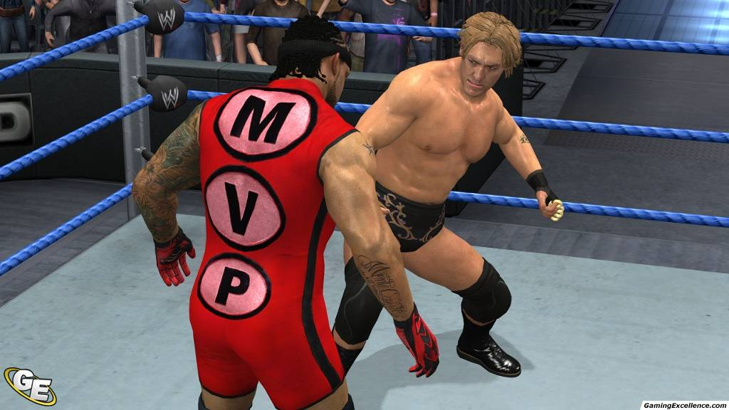 WWE Smackdown! vs  RAW 2011 Hands-On Preview - GamingExcellence