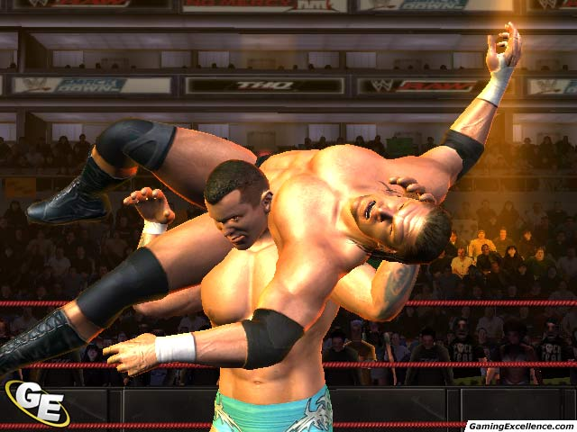 List of WWE 2K Games video games