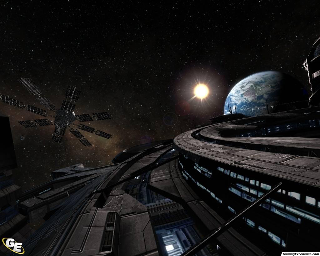 Скриншоты x3: terran conflict
