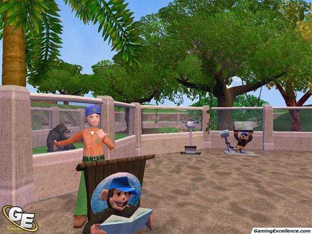 Zoo Tycoon 2 Review - GamingExcellence